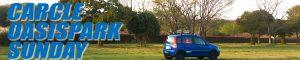 カーくる オアシスパークサンデー @ 国営木曽三川公園河川環境楽園 東口駐車場 | 日本