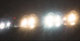 オールナイトのドリフト走行 @ 奥伊吹モーターパーク | 米原市 | 滋賀県 | 日本